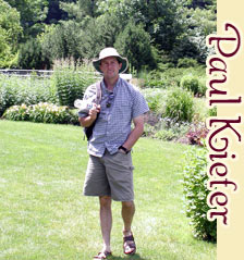 Paul Kiefer, Owner of Specialty Gardens
