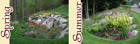 Specialty Gardens West Michigan Garden Design Maintenance Service